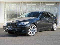 BMW535iグランツーリスモ サンルーフ 19インチアルミ 黒革