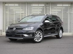 VW ゴルフオールトラックTSI 4モーションアップグレードパッケージ 新車保証付