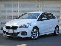 BMW218dxDriveアクティブツアラーMスポーツ 黒レザー
