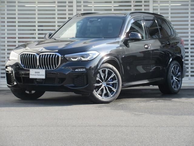 BMW X5 xDrive 35d Mスポーツ 20インチアルミ 黒革 4席シートヒーター 電動Rゲート マルチ液晶メーター ヘッドアップディスプレイ タッチパネルナビ 前後カメラ トップビューカメラ レーンチェンジW 禁煙車