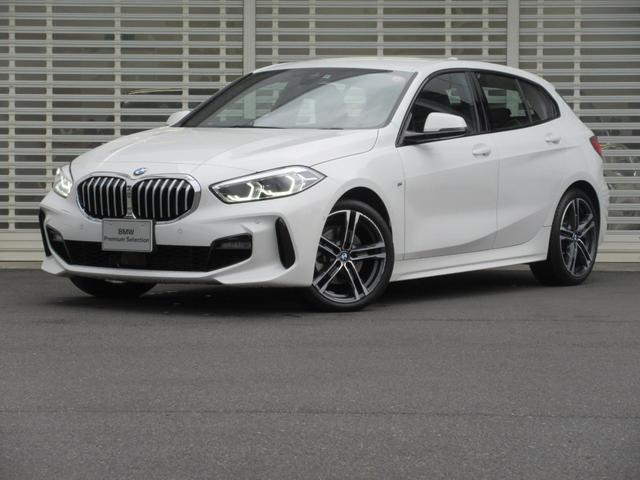 BMW 118i Mスポーツ コンフォートパッケージ タッチパネルHDDナビ リアビューカメラ 電動リアゲート アンビエントライト 携帯充電トレー インテリジェントパーソナルアシスト ACC Bluetooth ETC