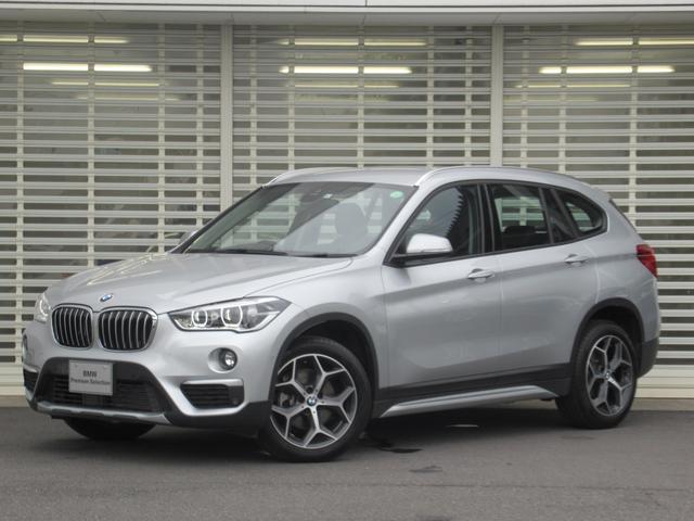 BMW X1 xDrive 18d xライン Xライン HDDナビゲーション ハーフレザーシート ミラー内臓ETC ドライビングアシスト コンフォートアクセス LEDヘッドライト