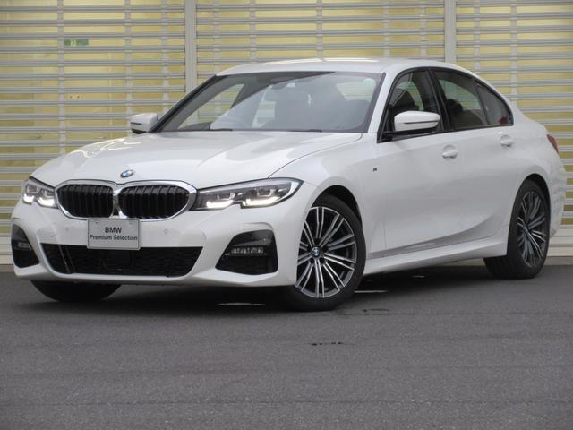 BMW 3シリーズ 318i Mスポーツ 当社デモカー コンフォートパッケージ LEDヘッドライト レーンチェンジウォーニング マルチ液晶メーター タッチパネルナビ 前後カメラ ETC ドライビングアシスト Bluetooth 禁煙車