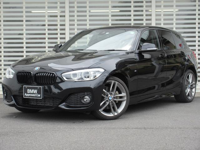 BMW 1シリーズ 118d Mスポーツ コンフォートパッケージ LEDヘッドライト 純正オプション18インチアルミ シートヒーター 純正HDDナビゲーション リヤビューカメラ ETC Bluetooth ミュージックコレクション 禁煙車