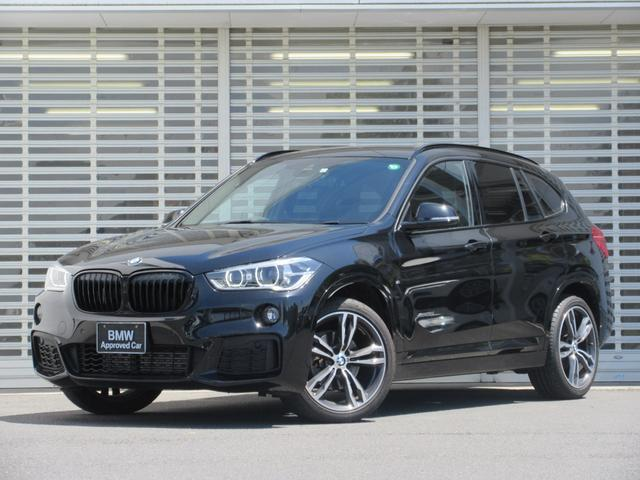BMW X1 xDrive 18d Mスポーツ コンフォートパッケージ オプション19インチアルミ 電動リヤゲート HDDナビゲーション リヤビューカメラ ETC シートヒーター Bluetooth ミュージックコレクション LEDヘッドライト