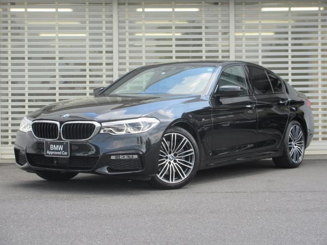 BMW 530i Mスポーツ Mスポーツ Mブレーキ ポプラウッドトリムLEDヘッドライト 禁煙車 アンビエントライト パドルシフト コンフォートアクセス シートヒーター ホワイトレザーシート 電動トランクリッド