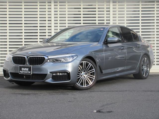 BMW 5シリーズ 523d Mスポーツ ハイラインパッケージ アイボリーレザー 4席シートヒーター LEDヘッドライト レーンチェンジウォーニング ヘッドアップディスプレイ アクティブクルーズコントロール 電動トランク タッチパネルHDDナビゲーション 禁煙車