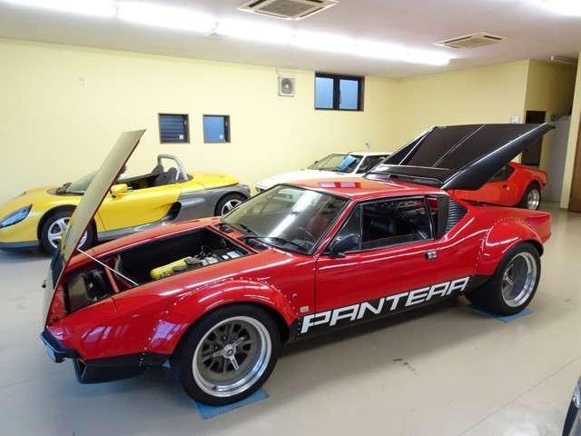 デ・トマソ パンテーラ GT4バージョン
