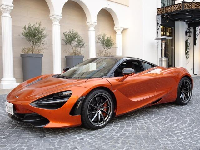 720S Perfomance Launch Edition