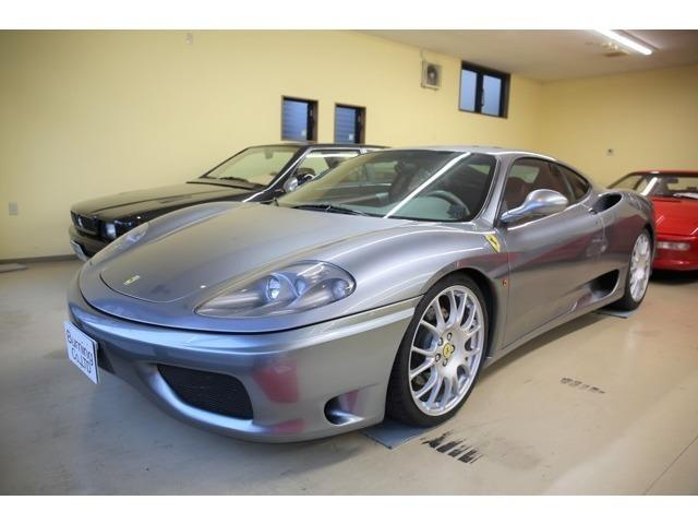 フェラーリ 360 モデナ D車 6F