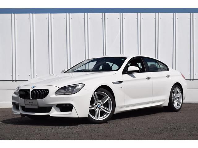 BMW 640iグランクーペ Mスポーツ Bレザ 19インチ SOS