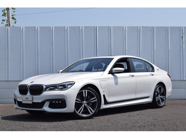 BMW 740eアイパフォーマンス Mスポーツ ナビ 認定中古車