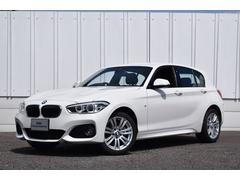BMW118d Mスポーツ ナビ Rカメラ クルコン 認定中古車