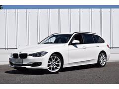 BMW320dツーリング ワンオナ ナビ 18AW 認定中古車
