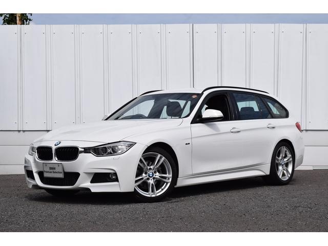 BMW 320iツーリング Mスポーツ ワンオーナー 認定中古車