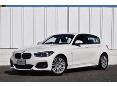 BMW118d Mスポーツ ナビ Rカメ PDC  認定中古車