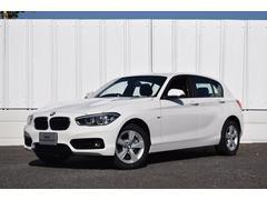 BMW118d スポーツ HDDナビ クルコン LED 認定中古車