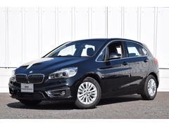 BMW218d xDriveアクティブツアラーラグジュアリー 黒革
