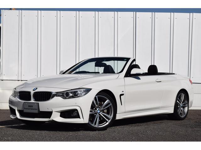 BMW 435iカブリオレ Mスポーツ 地デジ HアップD クルコン