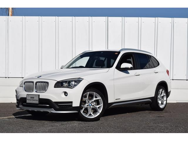BMW sDrive 20i xライン 純ナビ キセノン 認定中古車