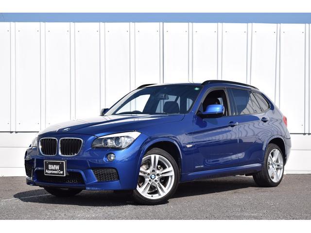 BMW sDrive 18i Mスポーツパッケージ 社外メモリーナビ