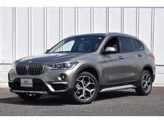 BMW X1xDrive 18d xライン ACC ヘッドアップD CA