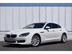 BMW640iグランクーペ 認定中古車 SR 黒革 LEDライト