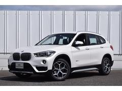BMW X1xDrive 18d xライン純ナビ ACC ヘッドアップD