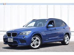 BMW X1sDrive 20i Mスポーツ 認定中古車 純ナビ 地デジ