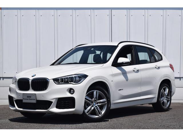 BMW sDrive 18i Mスポーツ 電Rゲート LED 純ナビ