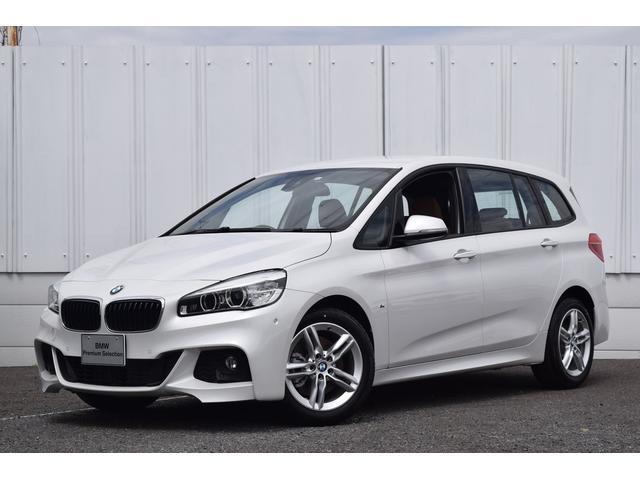 2シリーズ(BMW) 218dグランツアラー Mスポーツ 中古車画像