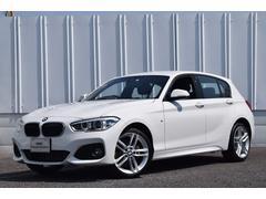 BMW118d Mスポーツ クルコン OP18インチ 純正ナビ