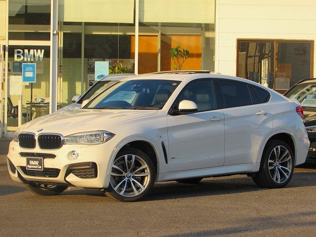 BMW X6 xDrive 35i Mスポーツ 認定中古車 セレクトPKG