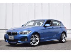BMW118i Mスポーツ 登録済未使用車 衝突軽減B リアカメラ