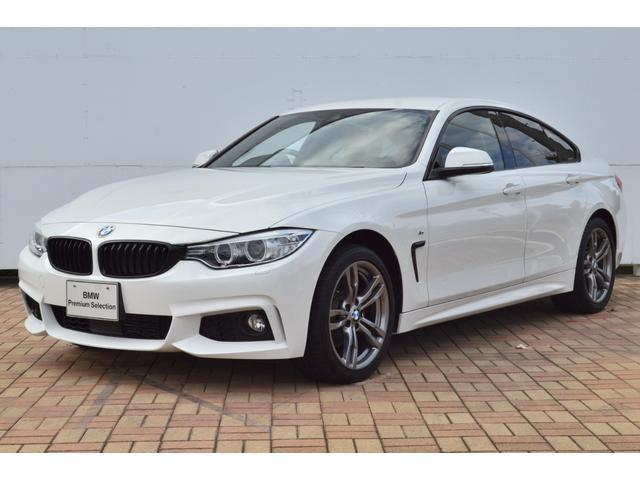 BMW 420iグランクーペ スタイルエッジxDrive Bレザー
