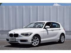 BMW116i 認定中古車 禁煙1オーナー 純正ナビ バイキセノン