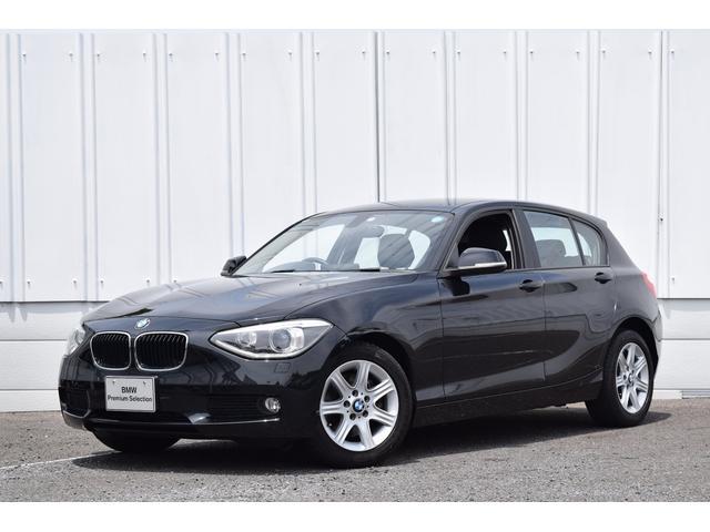 BMW 116i 認定中古 禁煙1オーナー 純ナビ ETC キセノン