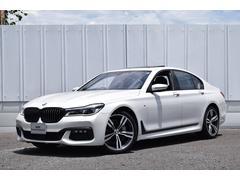BMW740i Mスポーツ 20AW レーザーライト 茶革 地デジ