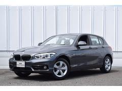 BMW118d スポーツ 登録済未使用車 Dアシ ACC Pアシ