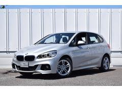 BMW218iアクティブツアラー Mスポーツ 衝突軽減 純ナビ