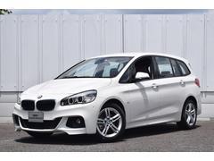 BMW218dグランツアラーMスポーツ Dアシスト ACC HUD