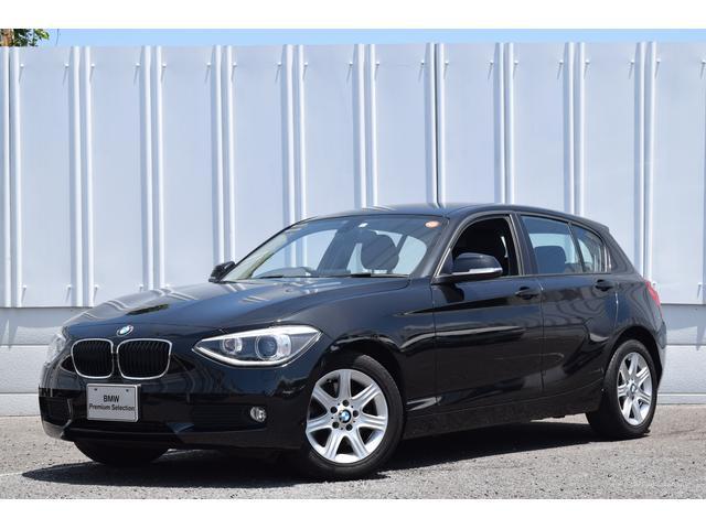 BMW 116i 認定中古車 純正ナビ ETC キセノン 禁煙1オナ