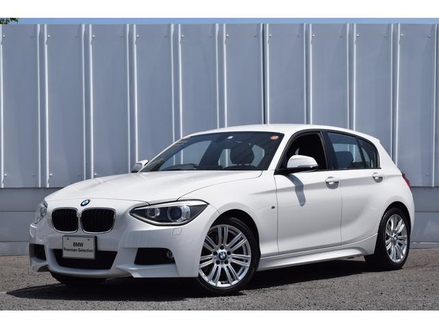 BMW 116iMスポーツ 認定中古車 純ナビ キセノン 禁煙1オナ