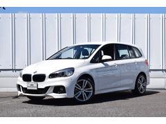 BMW218iグランツアラーMスポーツ Dアシスト コンフォートP