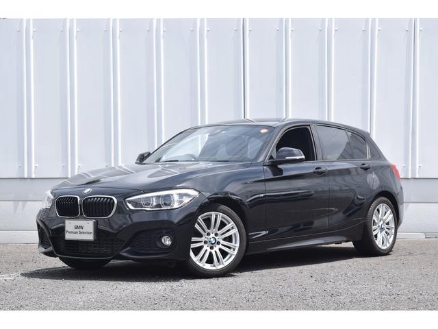 BMW 118i Mスポーツ 純ナビ Bカメラ ワンオナ 認定中古車