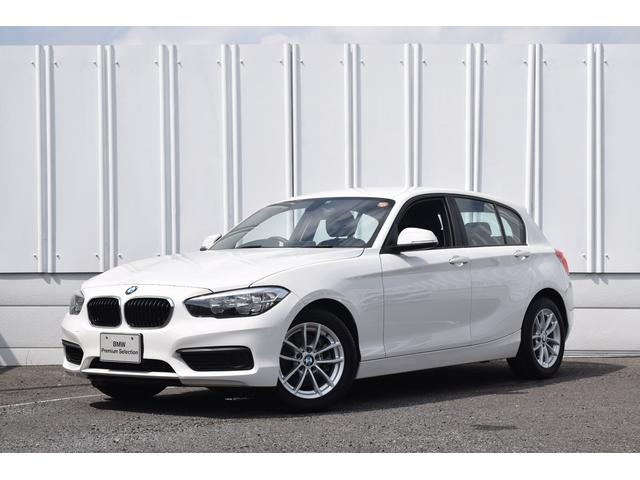 BMW 118i 認定中古車 純正HDDナビ Bluetooth接続