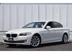 BMW528i 黒革 地デジ クルコン ワンオーナ 認定中古車