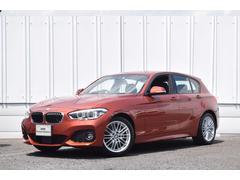 BMW118i Mスポーツ ACC Pサポート 登録済未使用車