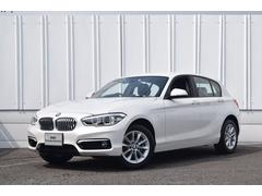 BMW118i スタイル Pサポ・コンフォPKG 登録済未使用車