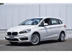 BMW218iグランツアラーラグジュアリー Dアシ ACC HUD